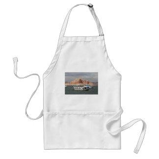 Lake Powell Houseboat, Arizona, USA 3 Standard Apron
