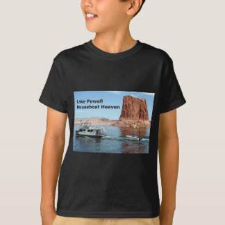 Lake Powell Houseboat Heaven, Arizona, USA T-Shirt
