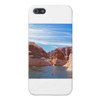 Lake Powell Page Arizona Water Reservoir Landscape iPhone 5 Cases