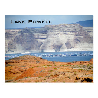 Lake Powell Postcard