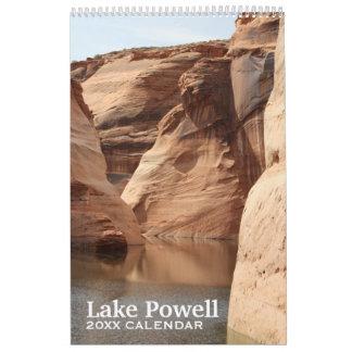 Lake Powell Travel Photography Souvenir Calendar