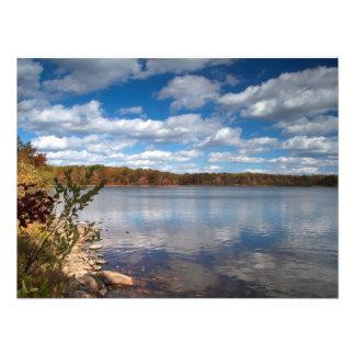 Lake Rutherford - Scenic NJ Photo Art