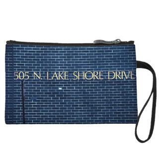 Lake Shore Wristlet Purse