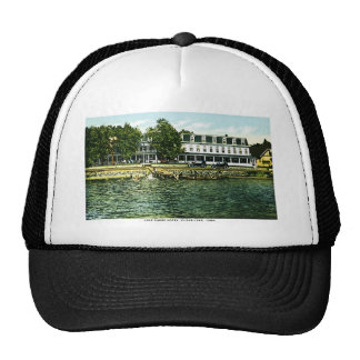 Lake Shore Hotel, Clear Lake, Iowa Cap