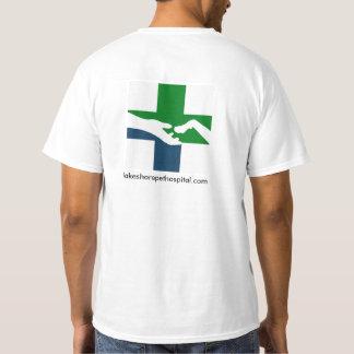 Lake Shore Pet Hospital - Front/Back T Shirt