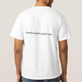 Lake Shore Pet Hospital T-shirt