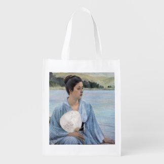 LAKE SIDE reusable bag