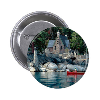 Lake Sight Seeing By Canoe Tahoe Button