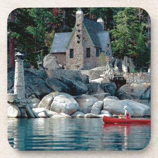 Lake Sight Seeing By Canoe Tahoe Coasters