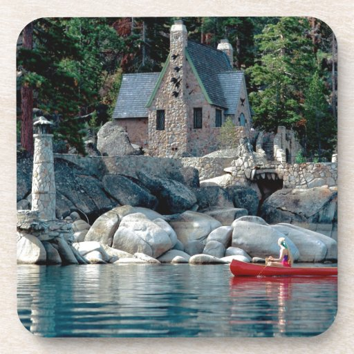 Lake Sight Seeing By Canoe Tahoe Coasters