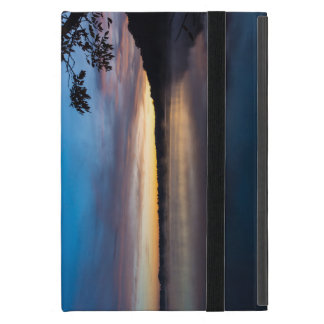 Lake Springfield Autumn Sunrise Case For iPad Mini