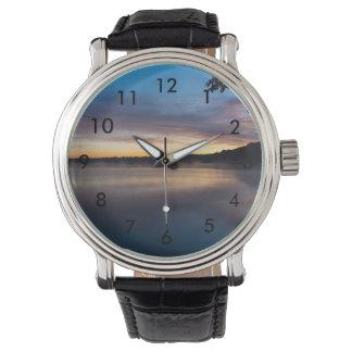 Lake Springfield Autumn Sunrise Watch