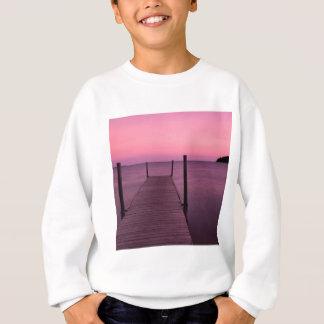 Lake Still Waters Dusk Sweatshirt
