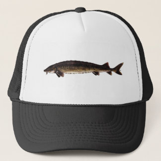 Lake Sturgeon - Acipenser fulvescens Trucker Hat