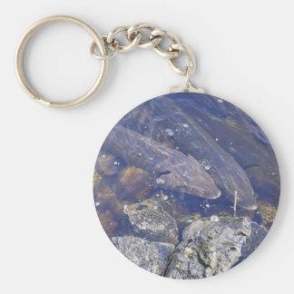 Lake Sturgeon Key Ring