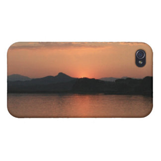 Lake Sunset 4/4s iPhone 4/4S Cases