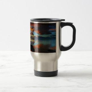 Lake Sunset Coffee Mug