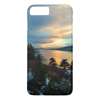 Lake Sunset Phone Case