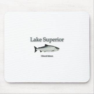 Lake Superior Chinook (King) Salmon Mouse Pad