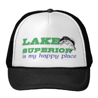 Lake Superior is my happy place Cap