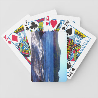 Lake Superior Landscape Bicycle Playing Cards