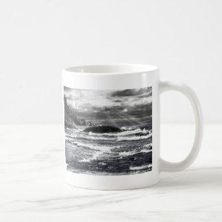 Lake Superior Lightrays Coffee Mugs