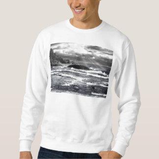 Lake Superior Lightrays Pull Over Sweatshirt