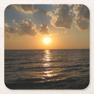 Lake Superior Sunset Coaster
