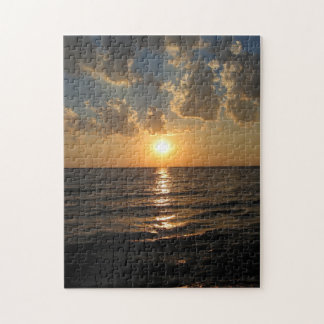 Lake Superior Sunset Puzzle