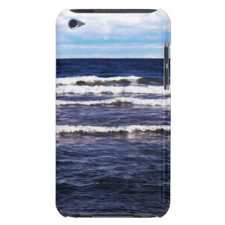 Lake Superior White Caps iPod Touch Covers