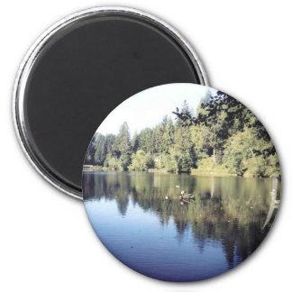 Lake Sylvia Magnet