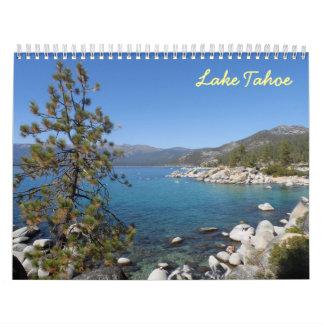 Lake Tahoe 2016 Calendars