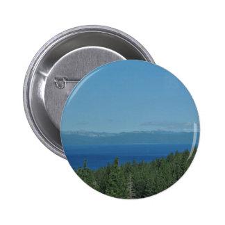 Lake Tahoe 6 Cm Round Badge