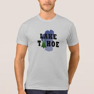 Lake Tahoe American Apparel Poly-Cotton Tshirt