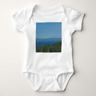 Lake Tahoe Baby Bodysuit