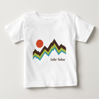 Lake Tahoe Baby T-Shirt