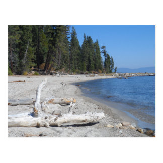 Lake Tahoe, CA Postcard