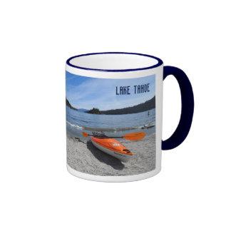 Lake Tahoe, CA Ringer Mug
