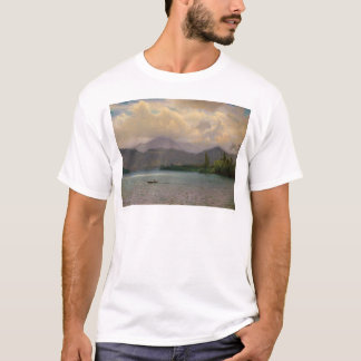 Lake Tahoe, California by Bierstadt (0102a) T-Shirt
