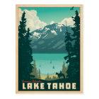 Lake Tahoe | California & Nevada Postcard