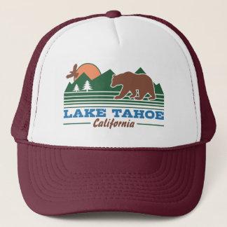 Lake Tahoe California Trucker Hat
