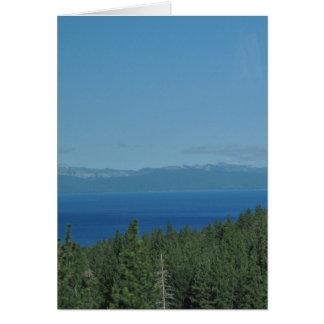 Lake Tahoe Card