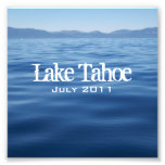 Lake Tahoe CD Insert Photo