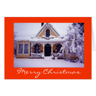 Lake Tahoe Christmas Collection Cards