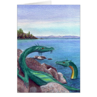 Lake Tahoe Dragons Card