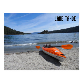 Lake Tahoe- Emerald Bay Postcard