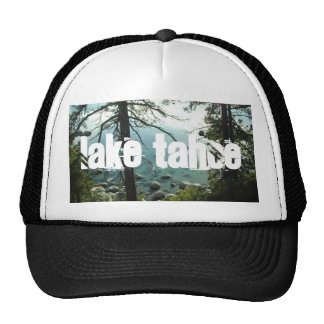 Lake Tahoe Hat