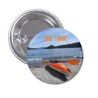 Lake Tahoe Kayak 3 Cm Round Badge