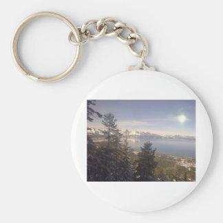 Lake Tahoe Key Chain