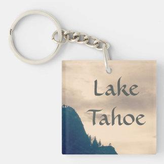 Lake Tahoe Keychain
